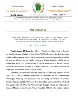 press-release-acerwc-advocacy-mission-in-car