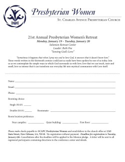 2015 Retreat Registration Form with PW Logo.indd