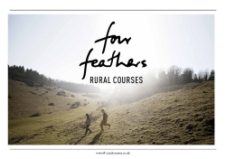 www.ff-ruralcourses.co.uk - Four Feathers Rural Courses