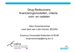 Drug rediscovery