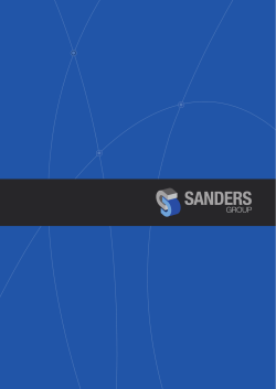 Flexible - Sanders group