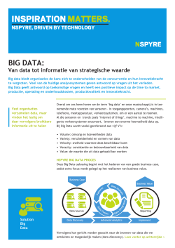 Big Data Flyer
