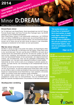 Minor D:DREAM