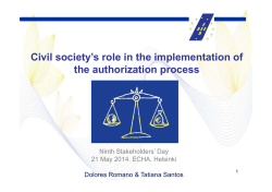 14.NGOs role authorisation_TSantos