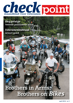 april 2014 nr 3 - Veterans MC Netherlands