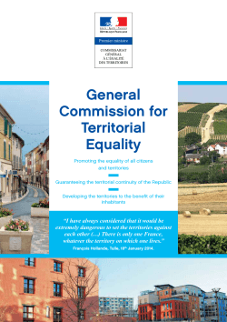 General Commission for Territorial Equality