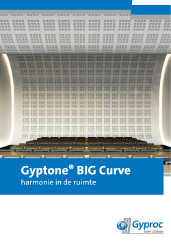 Gyptone® BIG Curve