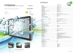 CTOUCH - System Technologies