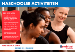 Flyer naschoolse activiteiten Zuid nov-14 _feb-15