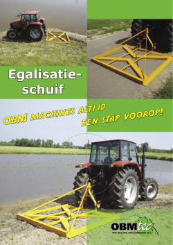 Download hier de OBM egalisatieschuif folder.