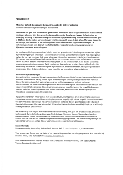 Download pdf persbericht