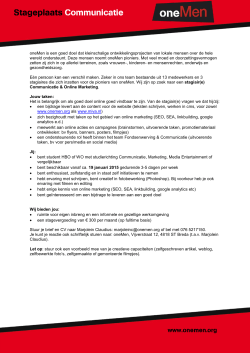 Download de vacature als PDF.