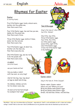 100320_Rhymes for Easter.indd