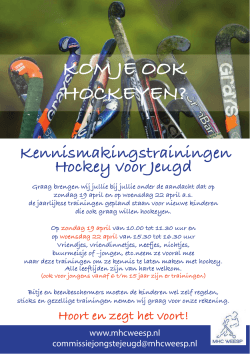 hockey_flyer Jeugd 2015