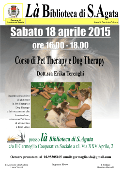 pet therapy 2 - PlaceHolder for storage.comune.cassinadepecchi.mi.it