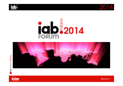 Untitled - IAB Forum