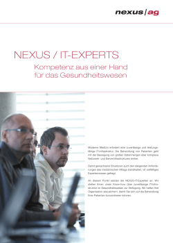 nexus / it-experts