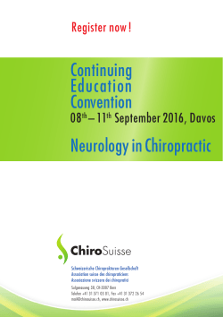 Continuing Education Convention Neurology in