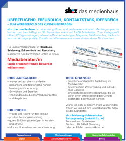 Mediaberater/in - sh:z das medienhaus