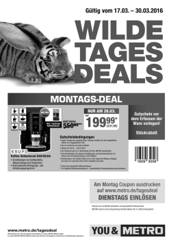 Montags-DEaL