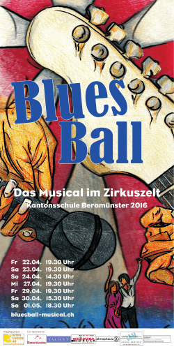 Flyer - BluesBall