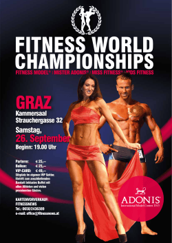 championships - Fitness News