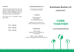 Come TogeTher - Kunstrasen Buchen eV