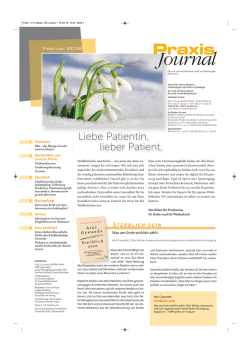 Journal - Balser
