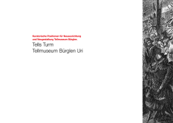 Neues Tellmuseum - tell