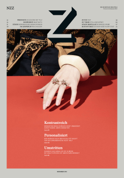DOWNLOAD MAGAZIN Z Ausgabe November 2015
