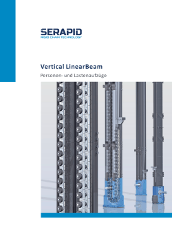 Vertical LinearBeam