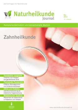 Natur-Heilkunde Journal