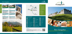 PDF-Download - Tourismusverband Großgmain