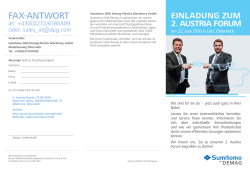 fax-antwort - Business Upper Austria