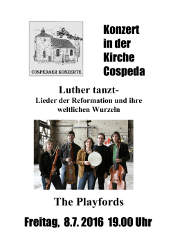 07 08 The Playfords - cospeda