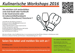 Flyer Kulinarische Workshops.cdr