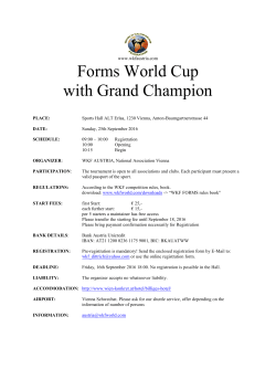 Forms World Cup with Grand Champion
