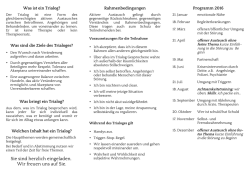 Flyer 2016 - Lübecker Borderline Trialog