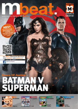 NEU! Dawn Of Justice