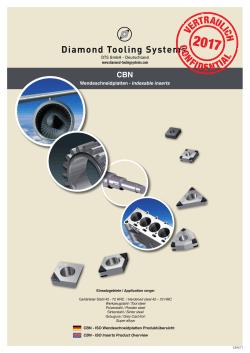 PDF - Diamond Tooling Systems