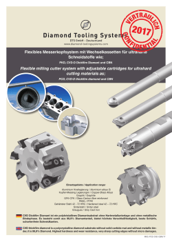 Diamond Tooling Systems
