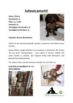 - Pawshelp Europe
