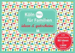 für Familien - my city kids