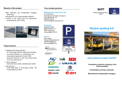 InterOP Flyer - der EAI