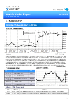 Weekly Market Report - Dec 19, 2016(PDF:558KB)