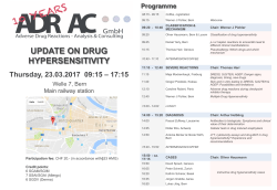 update on drug hypersensitivity - ADR