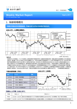 【20170206】Weekly Market Report _pptx