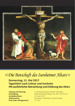 Besinnliche Exerzitien im Advent