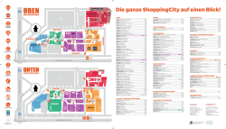 Lageplan - Shopping City Seiersberg