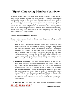 Tips for Improving Member Sensitivity